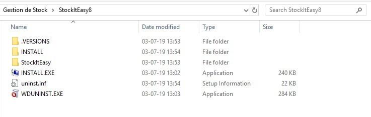 Installeur client